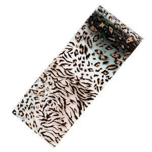 Folie de Transfer Unghii LUXORISE #272 Animal Print