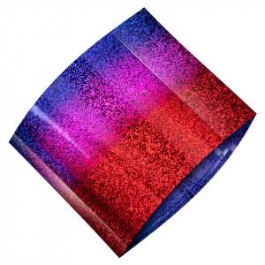 Folie de Transfer Unghii LUXORISE #480 Rainbow