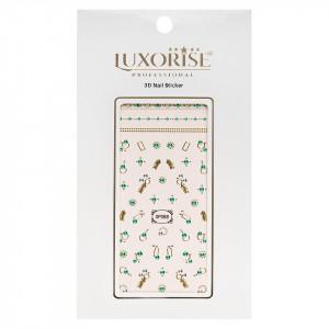 Folie Sticker 3D unghii LUXORISE- SP088