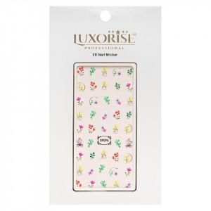 Folie Sticker 3D unghii LUXORISE- SP095