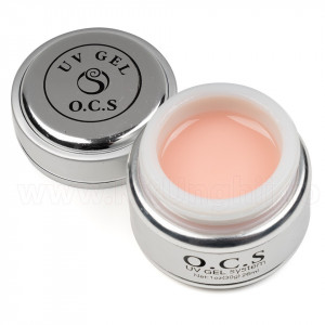 Gel UV OCS Large 28 gr Natural Pink - Roz Natural Laptos
