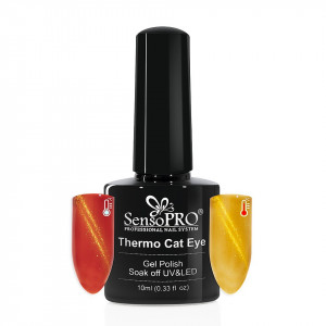 Oja Semipermanenta Thermo Cat Eye SensoPRO 10 ml, #17
