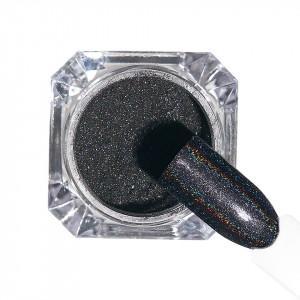 Pigment unghii Holografic #146 cu aplicator - LUXORISE