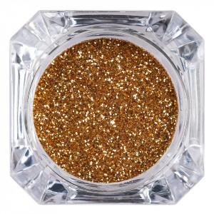 Sclipici Glitter Unghii Pulbere LUXORISE, Bronz #20