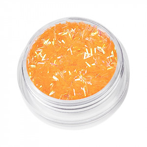 Sclipici Unghii Glitter Dance, Orange