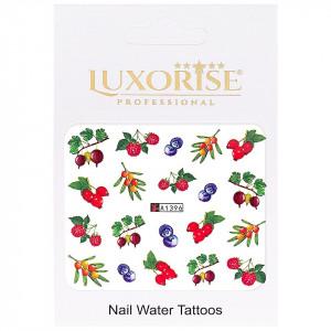 Tatuaj unghii LUXORISE, Fruits A1396