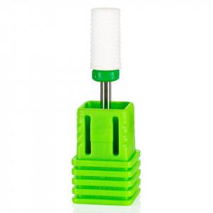 Capat Freza Ceramica, cilindru dur verde