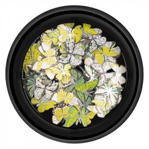 Decoratiuni Unghii Nail Art LUXORISE, Butterfly Adventure
