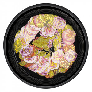 Decoratiuni Unghii Nail Art LUXORISE, Royal Roses