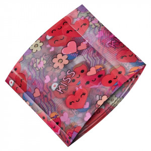 Folie de Transfer Unghii LUXORISE #475 Lovely Hearts