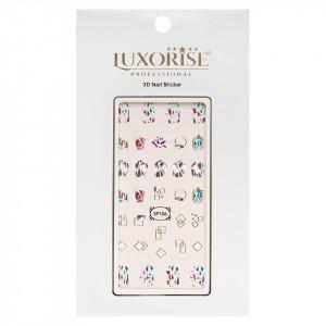 Folie Sticker 3D unghii LUXORISE- SP106