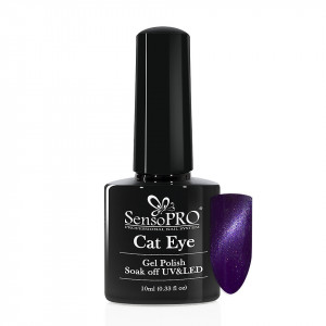 Oja Semipermanenta Cat Eye SensoPRO 10ml - #009 BreakASweat
