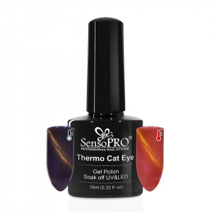 Oja Semipermanenta Thermo Cat Eye SensoPRO 10 ml, #19