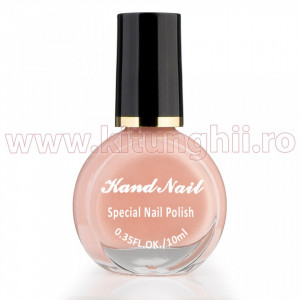 Oja Stampila Unghii Light Pink 10ml