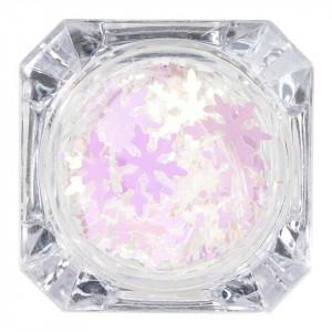 Paiete Unghii LUXORISE Snowflakes #05
