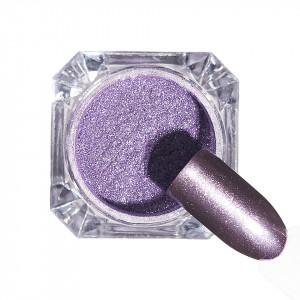 Pigment unghii Chrome #124 cu aplicator - LUXORISE