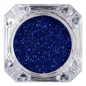 Sclipici Glitter Unghii Pulbere LUXORISE, Admiral Blue #43