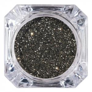 Sclipici Glitter Unghii Pulbere LUXORISE, Caviar #06