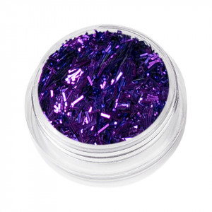 Sclipici Unghii Lung Nail Glitter Dance, Purple