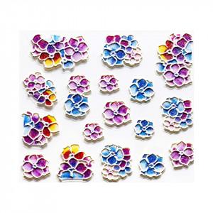 Sticker 3D Unghii LUXORISE Artistry LX020