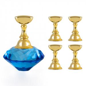 Suport Magnetic Tipsuri pentru Exercitiu si Expunere Crystal Blue