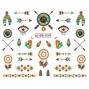 Tatuaj unghii LUXORISE, Dream Catcher BN-909