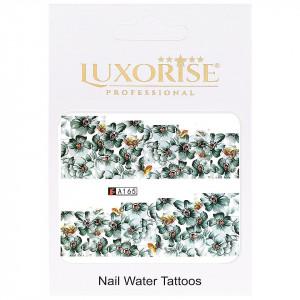 Tatuaj unghii LUXORISE, Nature A165