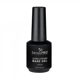 Ultra Strong Base Gel SensoPRO Milano, 15ml
