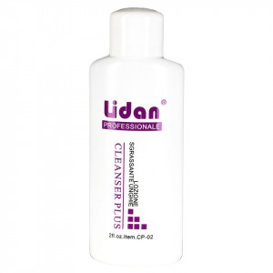 Cleanser unghii Lidan Cleaner - Degresant, 60 ml