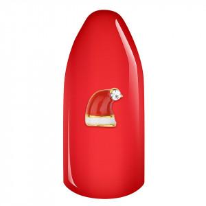 Decoratiune Unghii 3D - Santa Hat #02