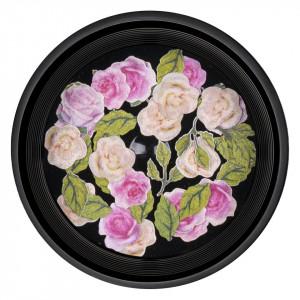 Decoratiune Unghii Nail Art LUXORISE, Unique Roses