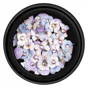 Decoratiuni Unghii Nail Art LUXORISE, Bloom & Grace