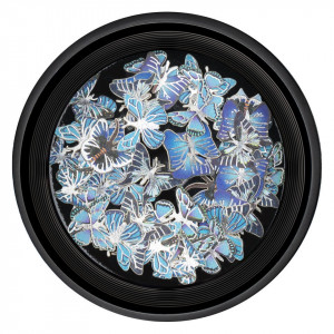 Decoratiuni Unghii Nail Art LUXORISE, Butterfly Sky