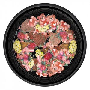 Decoratiuni Unghii Nail Art LUXORISE, Love Jar