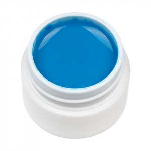 Gel UV Color ENS PRO Albastru #010 - Royal Blue