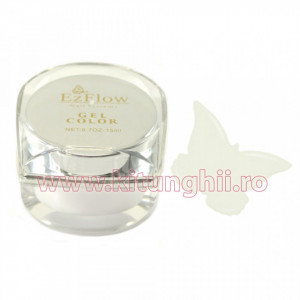 Gel UV Color EzFlow 15ml, #005 - Ice Princess