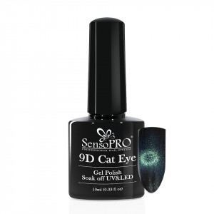 Oja Semipermanenta 9D Cat Eye #19 Auriga - SensoPRO 10 ml