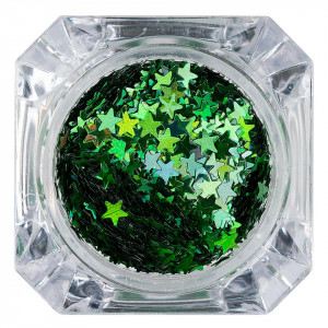Paiete Unghii LUXORISE Shiny Stars #01