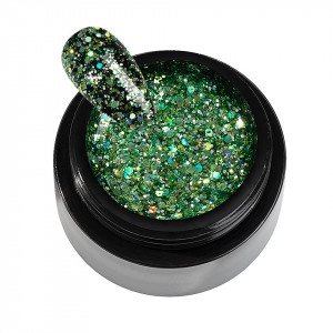 Platinum Gel Emerald Desire - SensoPRO Italia, 5 ml