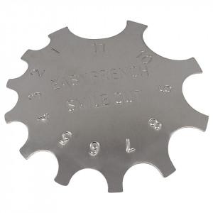 Rotita Metalica pentru french cu acryl #01