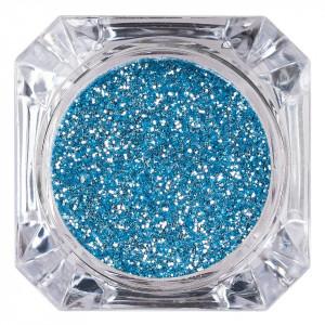 Sclipici Glitter Unghii Pulbere LUXORISE, Aqua #46