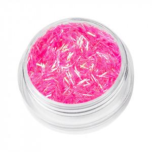 Sclipici Unghii Glitter Dance, Pink