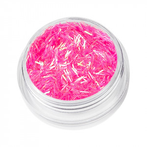 Sclipici Unghii Lung Nail Glitter Dance, Pink