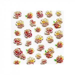 Sticker 3D Unghii LUXORISE Artistry LX022