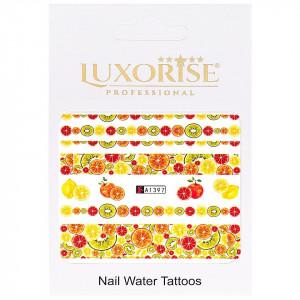 Tatuaj unghii LUXORISE, Fruits A1397