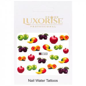Tatuaj unghii LUXORISE, Fruits A1402