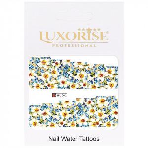 Tatuaj unghii LUXORISE, Nature A056