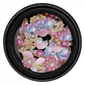 Decoratiuni Unghii Nail Art LUXORISE, Princess Spoil