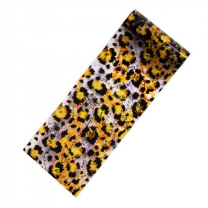 Folie de Transfer Unghii LUXORISE #269 Animal Print