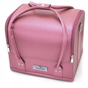 Geanta Produse Manichiura SensoPRO Milano, Light Pink Pattern